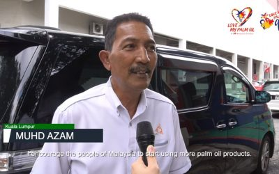 How can we support our palm oil industry? | #LoveMYPalmOil Voxpop Episode 3