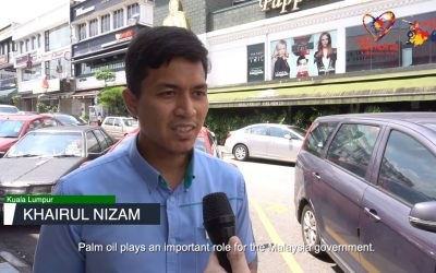 Do you think the palm oil industry in Malaysia is important? | #LoveMyPalmOil Voxpop Episode 6