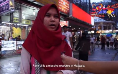 Why do you think palm oil is important in Malaysia? | #LoveMYPalmOil VOXPOP Episode 41
