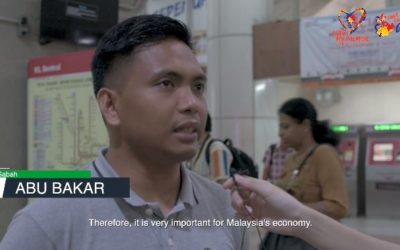 Why do you think palm oil is important in Malaysia? | #LoveMYPalmOil VOXPOP Episode 43