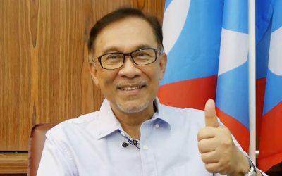 Join Dato' Seri Anwar Ibrahim in Support of Pesta Harapan Malaysia 2018!
