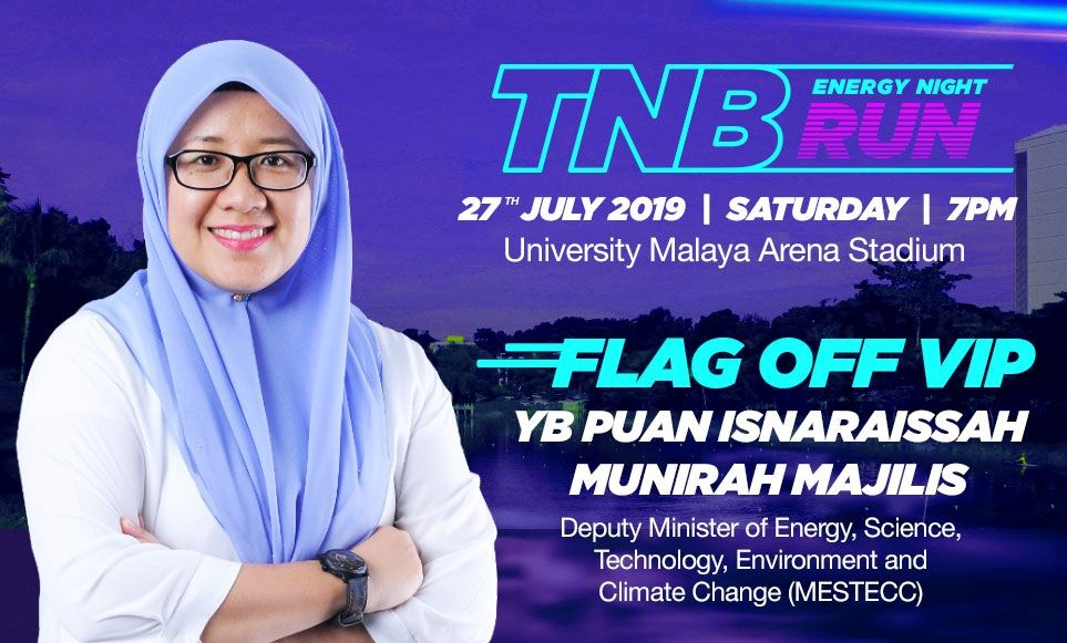 See you at the TNB Energy Night Run!