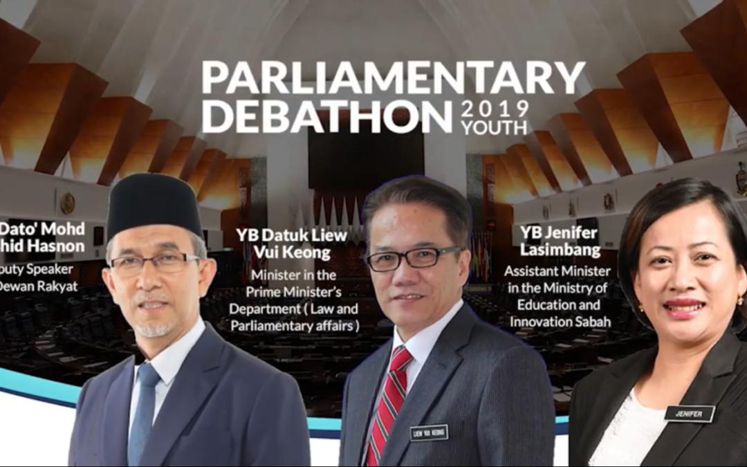 Parliamentary Debathon 2019 – Motion 3 VIPS
